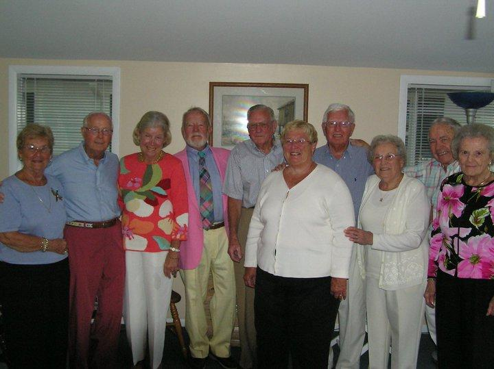 the-family-at-Georges-80th-2006
