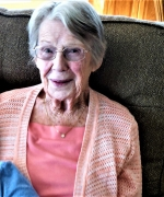 Norma Donlan, 95, on March 5, 2021